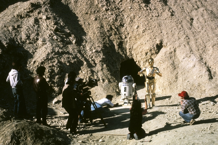 Death Valley is where the first Star Wars movie was filmed | Death Valley Facts