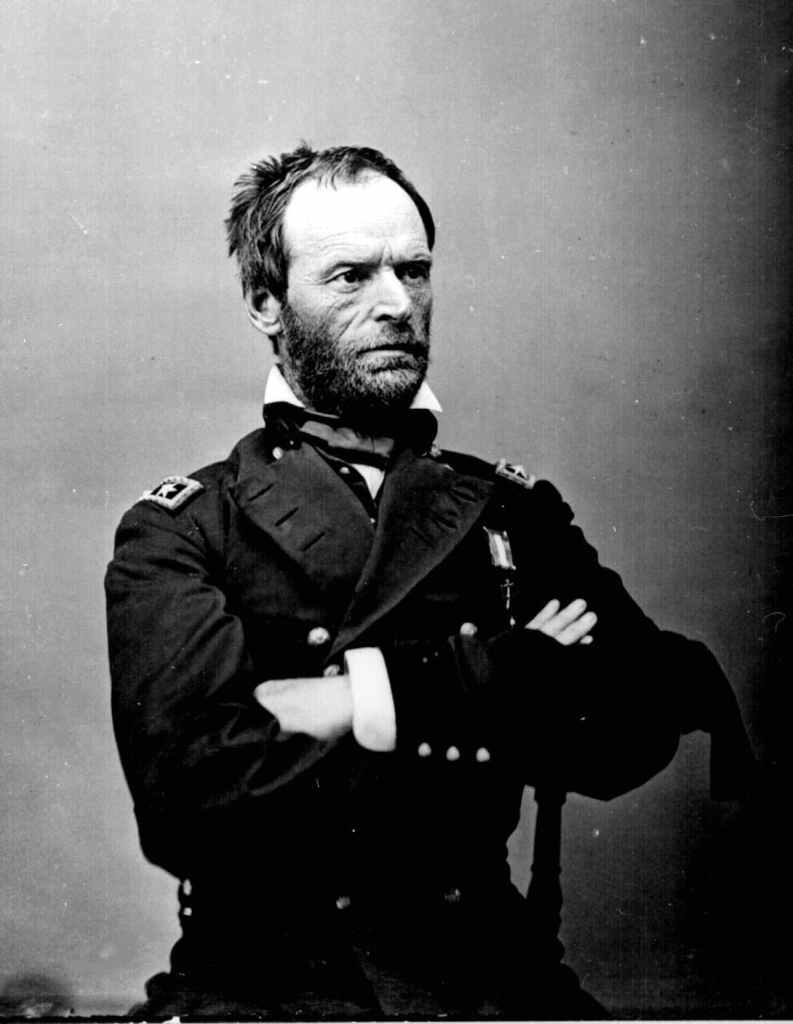 The world's largest tree was named after William Tecumseh Sherman | General Sherman Tree