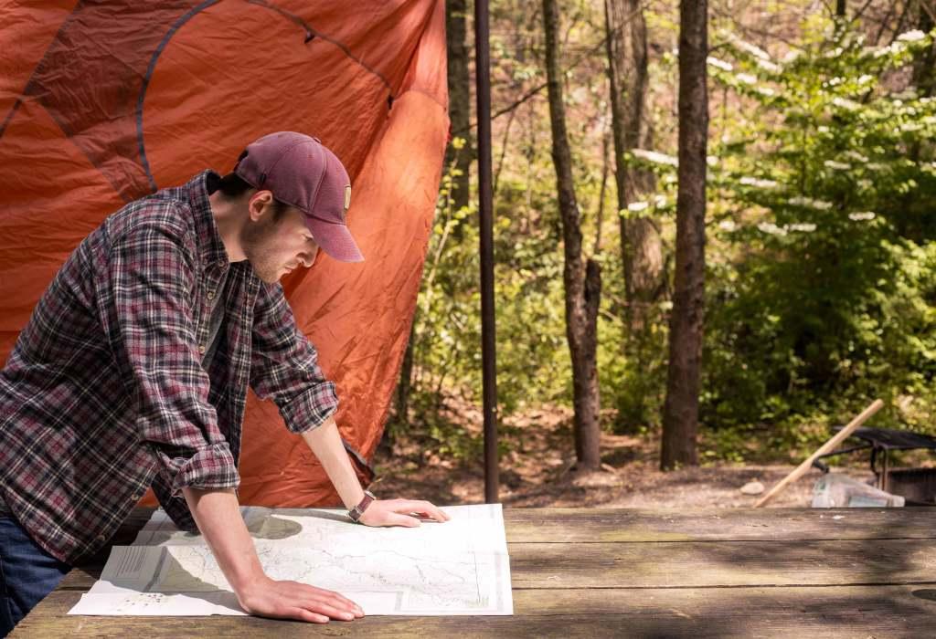 Appalachain Camping