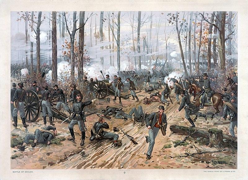 Battle of Shiloh | Mississippi National Parks