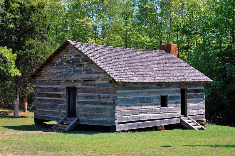 Shiloh Church | Mississippi National Parks