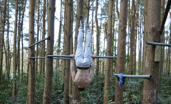 How To Hollow Body Hang
