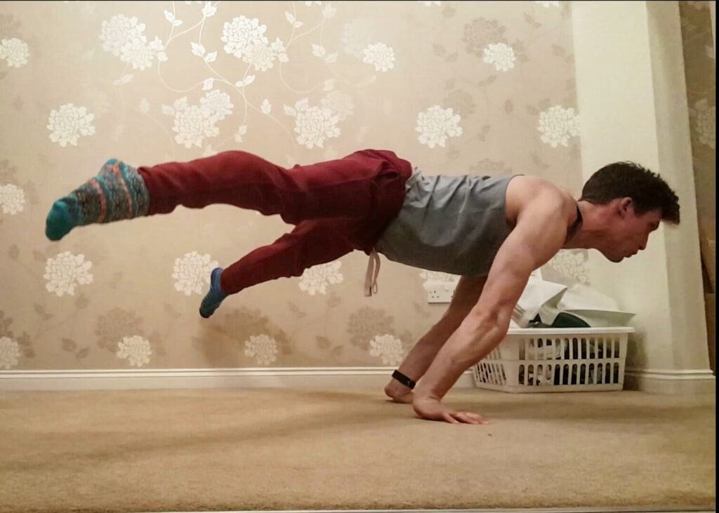 how to get started in calisthenics