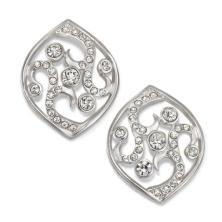 AVON SHIMMER BLOOM STUD EARRINGS
