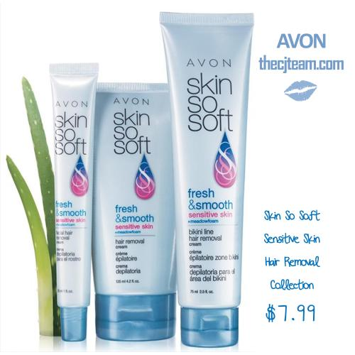 Skin So Soft Sensitive Skin Hair Removal Collection x
