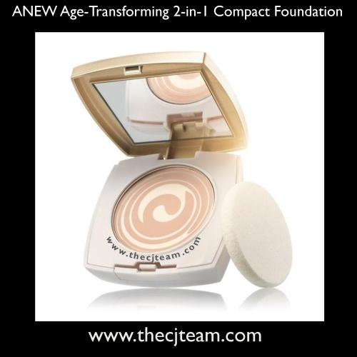 ANEW Age-Transforming 2-in-1 Compact Foundation x
