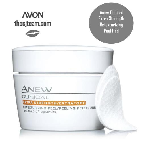 Anew Clinical Extra Strength Retexturizing Peel Pad x