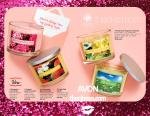 Avon Floral Home Fragrance Candle Collection