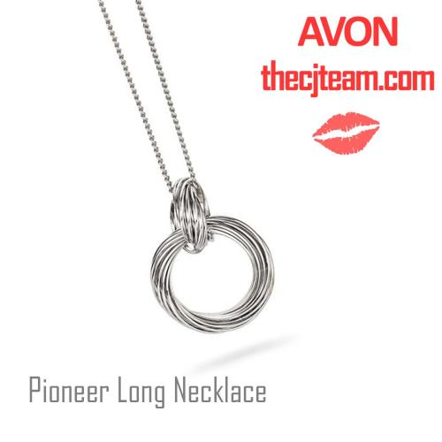 Pioneer Long Necklace x