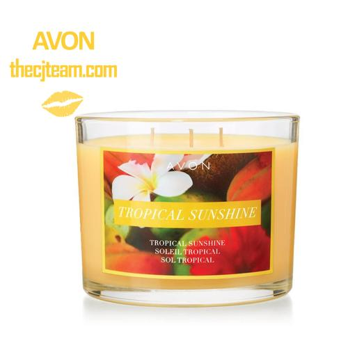 Tropical Sunshine Candle x