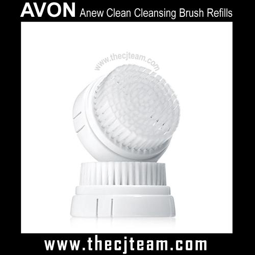 Anew Clean Cleansing Brush Refills x