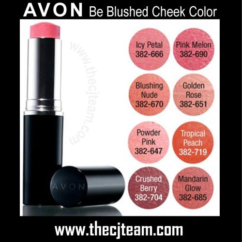 be blushed color chart x