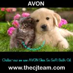 Avon Skin So Soft for Your Furry Family