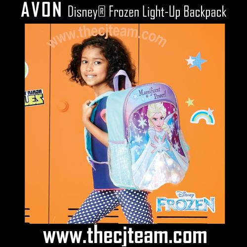Disney® Frozen Light-Up Backpack 3x