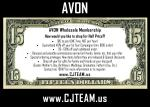 AVON Wholesale Membership