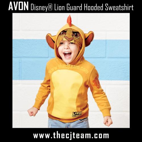 Disney® Lion Guard Hooded Sweatshirt 2x