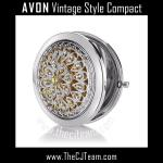 Avon Vintage Style Compact