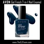 Gel Finish 7-in-1 Nail Enamel