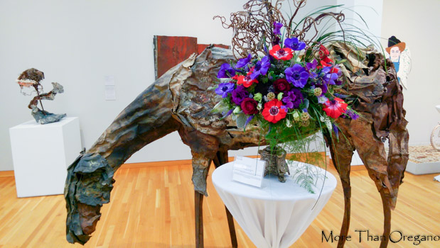Whimsy ~ Horse In Flowers