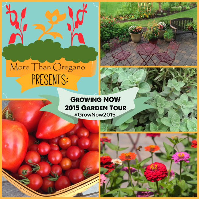Growing NOW Garden Tour 2015