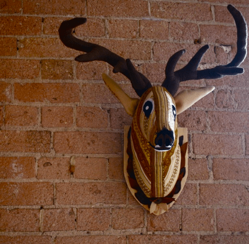 Living Room Wants Faux Taxidermy More Than Toast