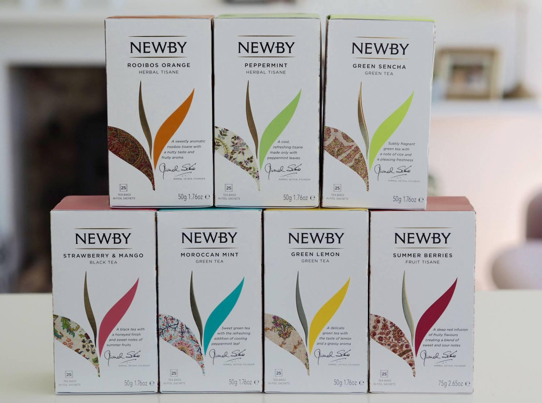 Iced Tea with Newby