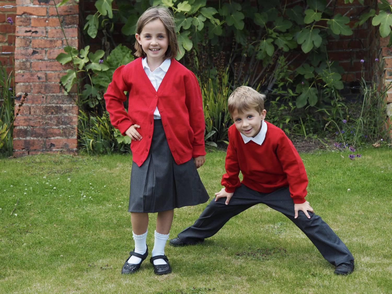 good value school uniform