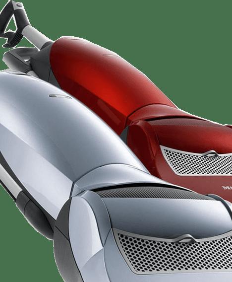 Miele upright vacuumms