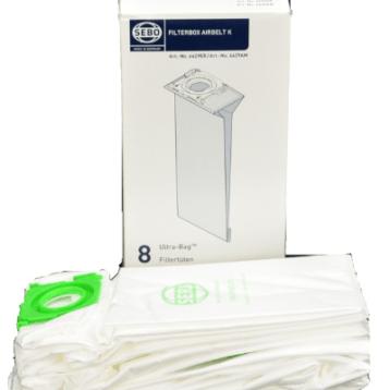SEBO 6629AM Filter Bag Box