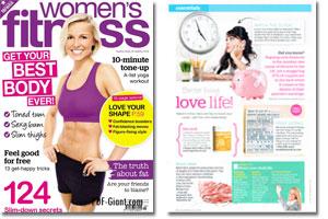 Women's Fitness 2012