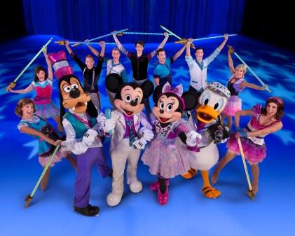 Disney on ice rockstars