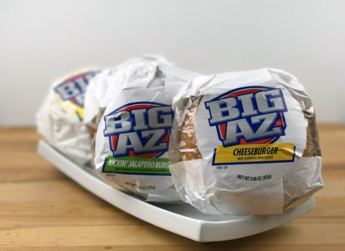 BIG AZ sandwiches deliver on their promis of oversized, delicious food that satisfies the ungriest of appetites.