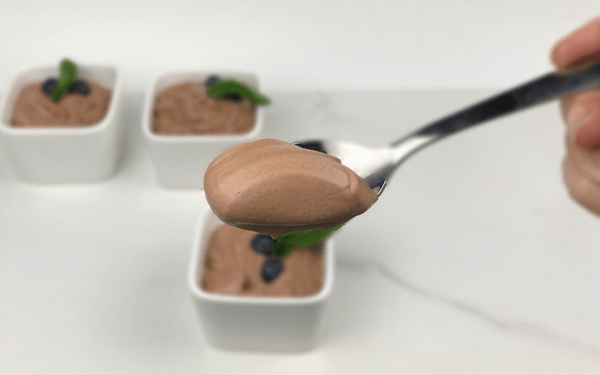 NESQUIK Chocolate Mousse