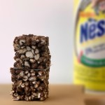 Nesquik puffed wheat squares