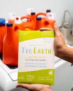 Tru Earth Eco friendly laundry soap