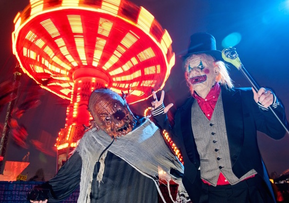 fright nights at the PNE