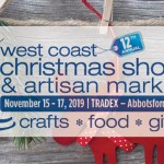 West Coast Christmas Show & Artisan Market