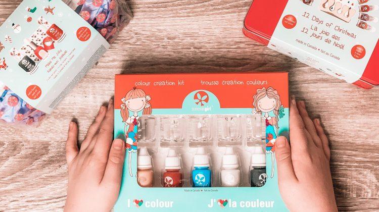 DIY nail colour ft. Suncoat DIY colour creation kit