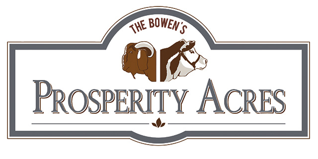 Prosperity Acres Calvert County, MD Logo