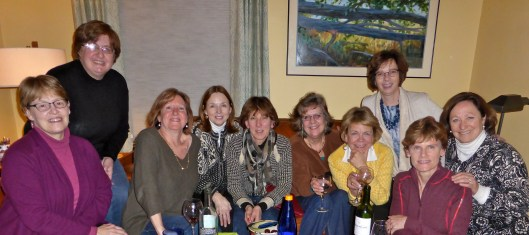 Women Who Book Feb 2014