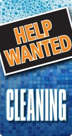 Housecleaning Help Wanted More Time for You