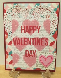 Happy Valentine's Day Card II