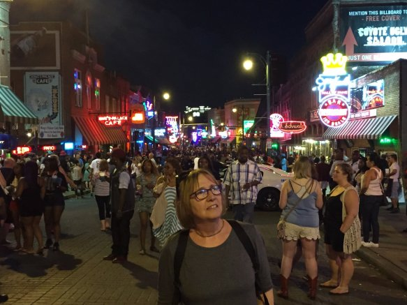 An innocent on Beale Street