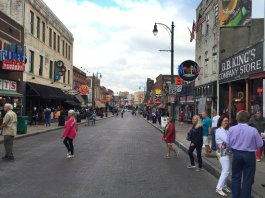 Beale Street, the morning after