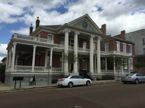 The Eola Hotel, Natchez