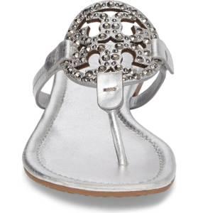 Tory Burch Miller Embellished Sandals Nordstrom sale