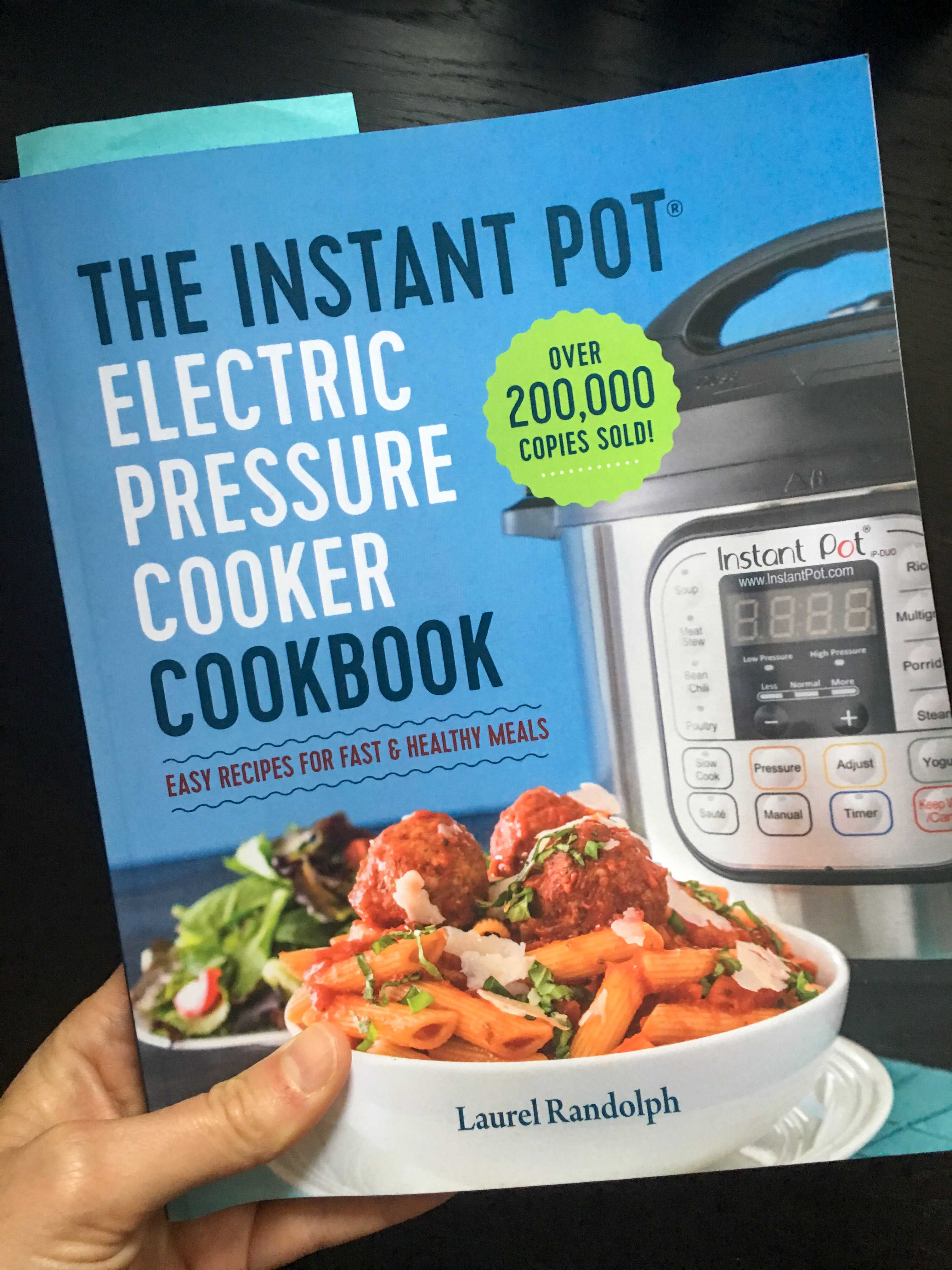 Van Cooking With An Instant Pot - Morey\'s In Transit