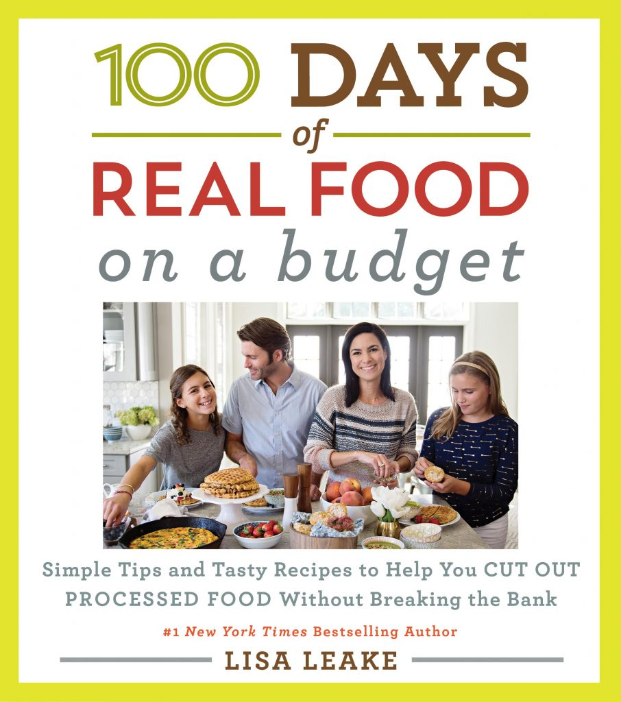 100 Days of Real Food - www.mandamorgan.com