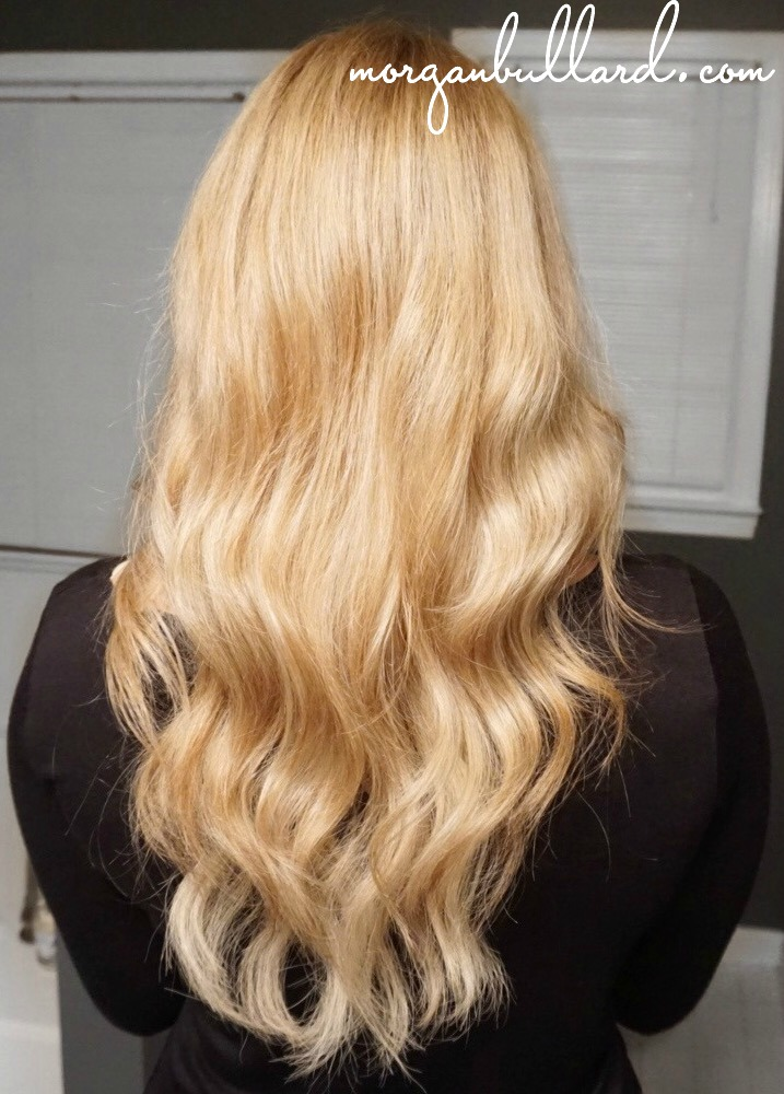 Victorias Secret Waves Laced Hair Extensions
