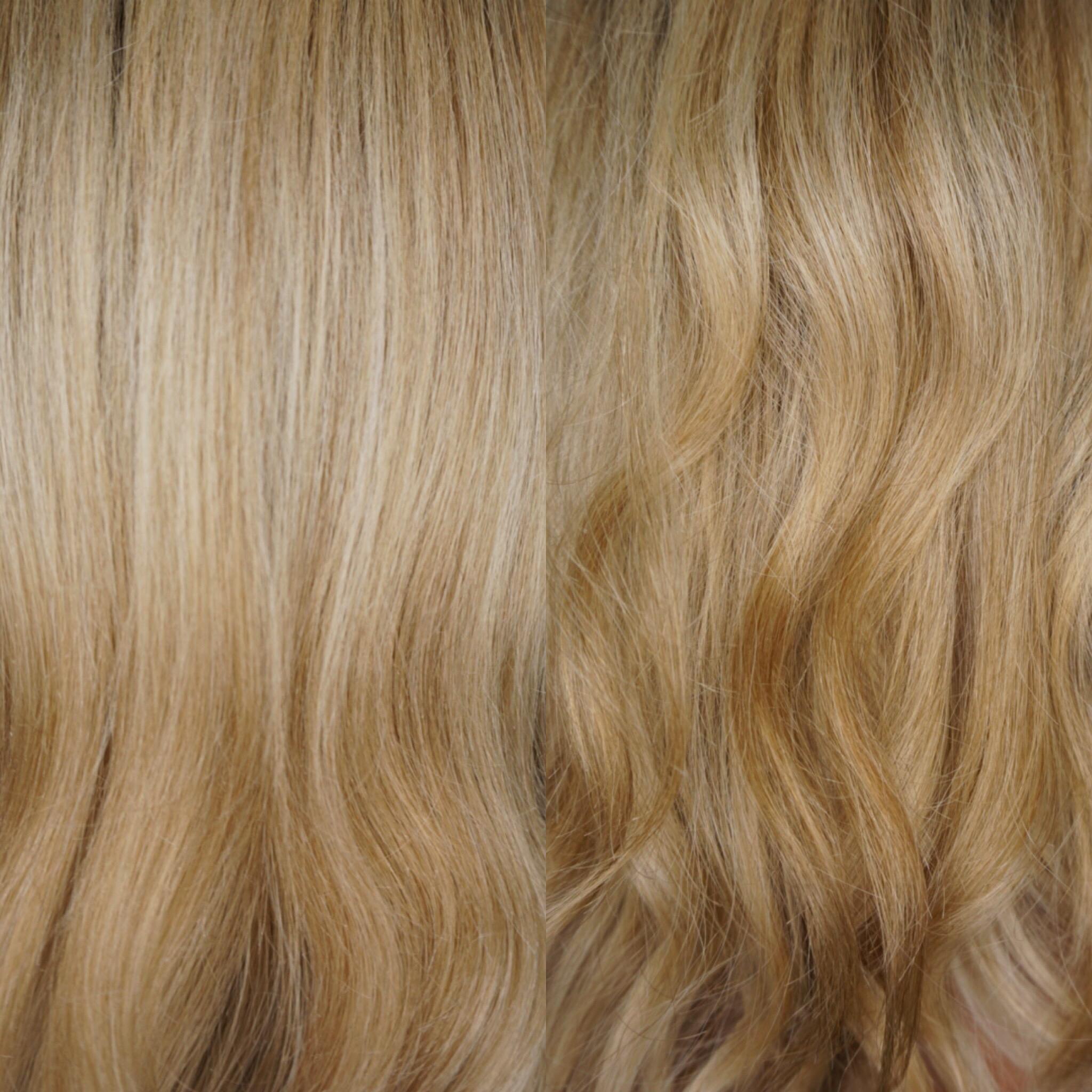 At Home Hair Toning Christophe Robin Golden Blond